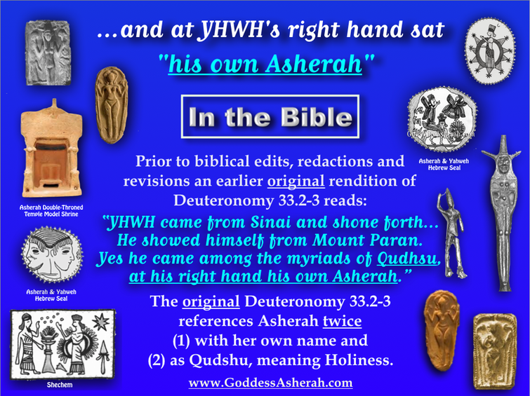 Asherah in Deuteronomy
